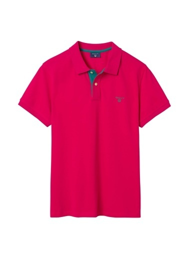 Gant Tişört Pembe
